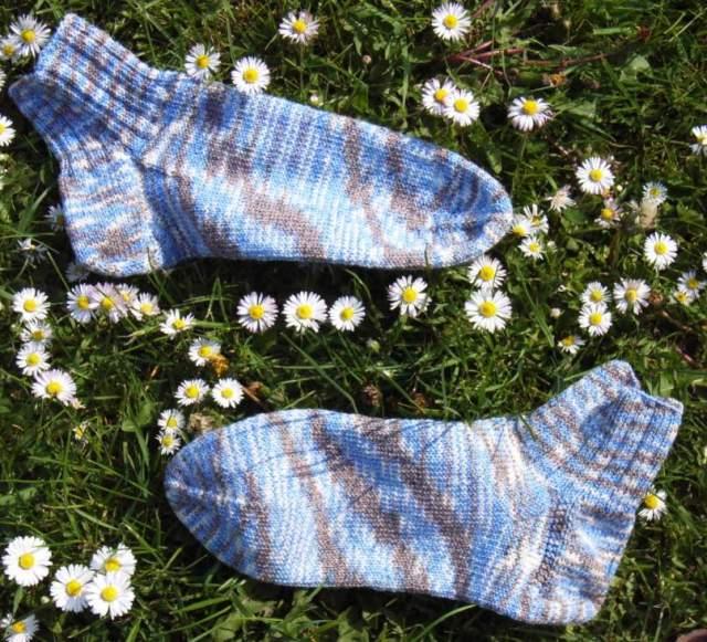 Socken Sandra 16 09