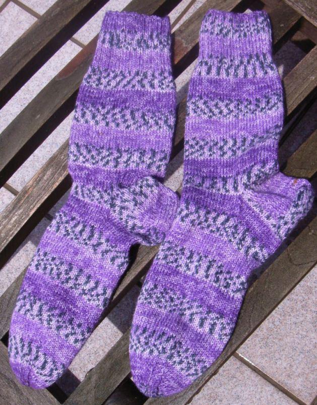 Socken Sandra 23 09