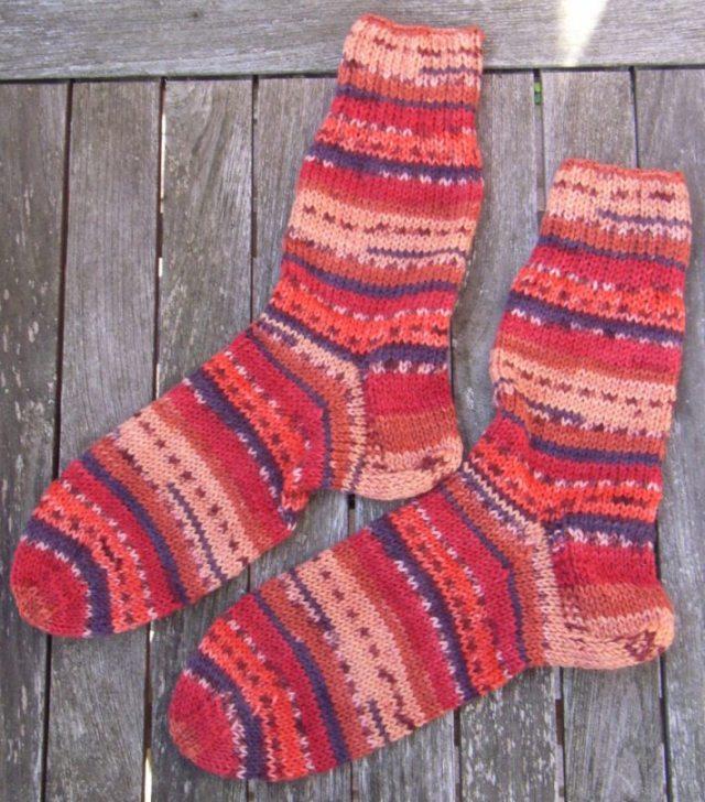 Socken 38 09
