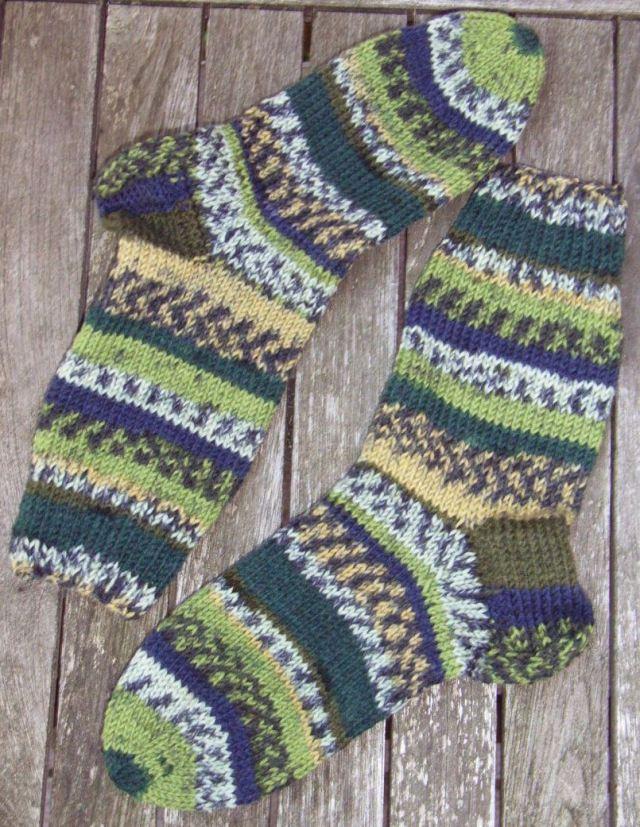 Socken 39 09